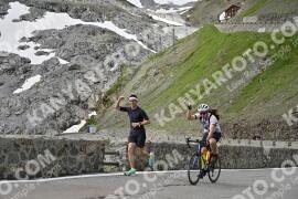 Photo #1501166   09-07-2021 10:28   Passo Dello Stelvio - Prato side BICYCLES