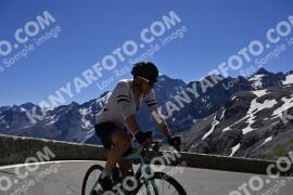 Photo #1488502   06-07-2021 10:34   Passo Dello Stelvio - Prato side BICYCLES
