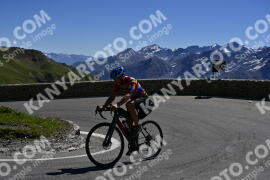 Photo #1488470   06-07-2021 10:26   Passo Dello Stelvio - Prato side BICYCLES