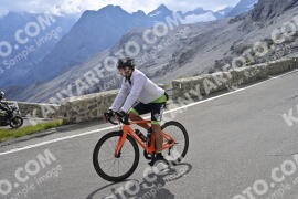 Photo #1867997   03-09-2021 10:38   Passo Dello Stelvio - Prato side BICYCLES