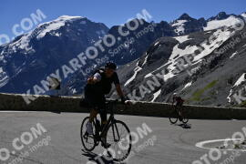 Photo #1488480   06-07-2021 10:31   Passo Dello Stelvio - Prato side BICYCLES