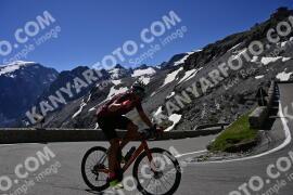 Photo #1488478   06-07-2021 10:31   Passo Dello Stelvio - Prato side BICYCLES