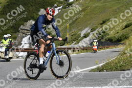 Photo #1819128   23-08-2021 10:01   Passo Dello Stelvio - Waterfall BICYCLE riders