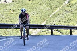 Photo #1615684   29-07-2021 09:28   Passo Dello Stelvio - Waterfall BICYCLE riders