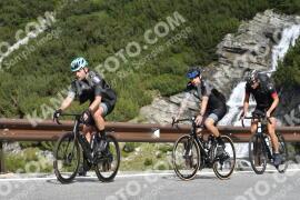 Photo #1819136   23-08-2021 10:06   Passo Dello Stelvio - Waterfall BICYCLE riders