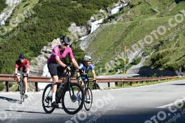 Photo #1492849 | 06-07-2021 09:22 | Passo Dello Stelvio - Waterfall BICYCLE riders