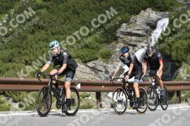 Photo #1819133   23-08-2021 10:06   Passo Dello Stelvio - Waterfall BICYCLE riders