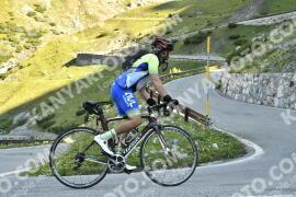 Photo #1631772   31-07-2021 09:20   Passo Dello Stelvio - Waterfall BICYCLE riders