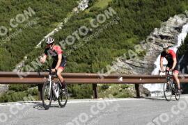 Photo #1535534   16-07-2021 09:40   Passo Dello Stelvio - Waterfall BICYCLE riders