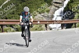 Photo #1535529   16-07-2021 09:39   Passo Dello Stelvio - Waterfall BICYCLE riders