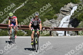 Photo #1006819 | 09-07-2020 10:40 | Passo Dello Stelvio - Waterfall BICYCLE riders