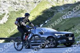 Photo #1669084 | 07-08-2021 09:05 | Passo Dello Stelvio - Waterfall BICYCLE riders