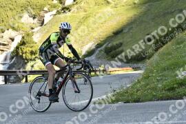 Photo #1517800   10-07-2021 09:10   Passo Dello Stelvio - Waterfall BICYCLE riders