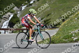 Photo #1006826 | 09-07-2020 10:40 | Passo Dello Stelvio - Waterfall BICYCLE riders