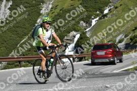Photo #1685305   09-08-2021 09:52   Passo Dello Stelvio - Waterfall BICYCLE riders