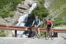 Photo #1029712 | 18-07-2020 09:32 | Passo Dello Stelvio - Waterfall BICYCLE riders