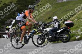 Photo #1549430   18-07-2021 10:39   Passo Dello Stelvio - Waterfall BICYCLE riders