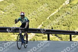 Photo #1631810   31-07-2021 09:22   Passo Dello Stelvio - Waterfall BICYCLE riders