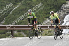 Photo #1809648   22-08-2021 09:53   Passo Dello Stelvio - Waterfall BICYCLE riders