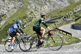 Photo #1626568   30-07-2021 09:51   Passo Dello Stelvio - Waterfall BICYCLE riders