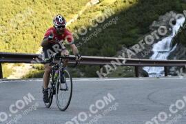 Photo #1517776   10-07-2021 08:56   Passo Dello Stelvio - Waterfall BICYCLE riders