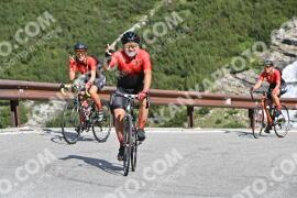 Photo #1585669 | 23-07-2021 09:46 | Passo Dello Stelvio - Waterfall BICYCLE riders