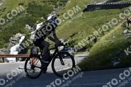Photo #1691726   10-08-2021 09:45   Passo Dello Stelvio - Waterfall BICYCLE riders