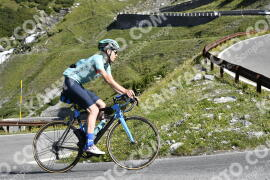 Photo #1571935 | 21-07-2021 09:45 | Passo Dello Stelvio - Waterfall BICYCLE riders
