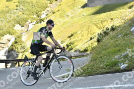 Photo #1765290   19-08-2021 09:28   Passo Dello Stelvio - Waterfall BICYCLE riders