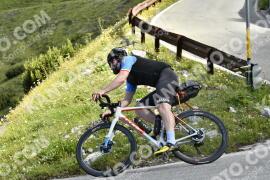 Photo #1535513   16-07-2021 09:28   Passo Dello Stelvio - Waterfall BICYCLE riders