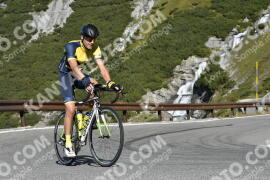 Photo #1296252   14-09-2020 10:05   Passo Dello Stelvio - Waterfall BICYCLE riders