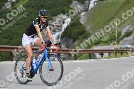 Photo #1075657 | 27-07-2020 09:38 | Passo Dello Stelvio - Waterfall BICYCLE riders