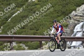 Photo #1848245   31-08-2021 10:22   Passo Dello Stelvio - Waterfall BICYCLE riders