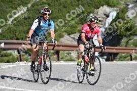 Photo #1029716   18-07-2020 09:32   Passo Dello Stelvio - Waterfall BICYCLE riders