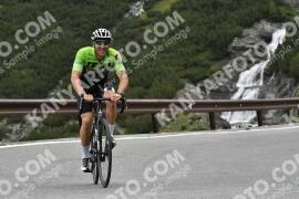 Photo #1809634   22-08-2021 09:51   Passo Dello Stelvio - Waterfall BICYCLE riders
