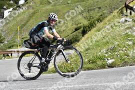 Photo #1535533   16-07-2021 09:39   Passo Dello Stelvio - Waterfall BICYCLE riders