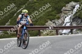 Photo #1848290   31-08-2021 10:25   Passo Dello Stelvio - Waterfall BICYCLE riders