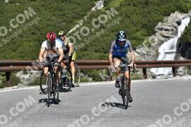 Photo #1709910 | 12-08-2021 10:30 | Passo Dello Stelvio - Waterfall BICYCLE riders