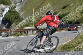 Photo #1296244   14-09-2020 10:04   Passo Dello Stelvio - Waterfall BICYCLE riders