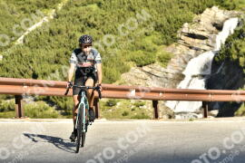 Photo #1615703   29-07-2021 09:36   Passo Dello Stelvio - Waterfall BICYCLE riders