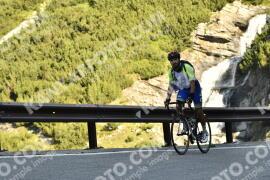 Photo #1631744   31-07-2021 09:20   Passo Dello Stelvio - Waterfall BICYCLE riders