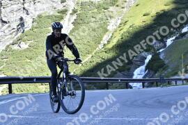 Photo #1669093 | 07-08-2021 09:05 | Passo Dello Stelvio - Waterfall BICYCLE riders