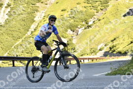 Photo #1615697   29-07-2021 09:30   Passo Dello Stelvio - Waterfall BICYCLE riders