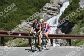 Photo #1006815 | 09-07-2020 10:40 | Passo Dello Stelvio - Waterfall BICYCLE riders