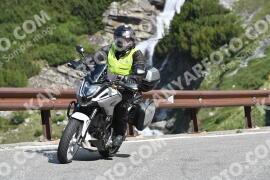 Photo #1584043   23-07-2021 09:52   Passo Dello Stelvio - Waterfall curve