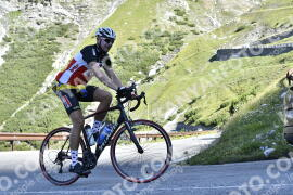 Photo #1691702   10-08-2021 09:44   Passo Dello Stelvio - Waterfall BICYCLE riders