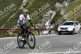 Photo #1922221   09-09-2021 10:10   Passo Dello Stelvio - Waterfall BICYCLE riders
