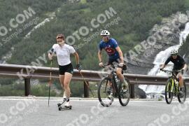Photo #1592830   24-07-2021 09:16   Passo Dello Stelvio - Waterfall curve