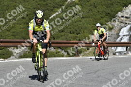 Photo #1210686   25-08-2020 10:23   Passo Dello Stelvio - Waterfall BICYCLE riders