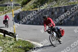 Photo #1626551   30-07-2021 09:49   Passo Dello Stelvio - Waterfall BICYCLE riders